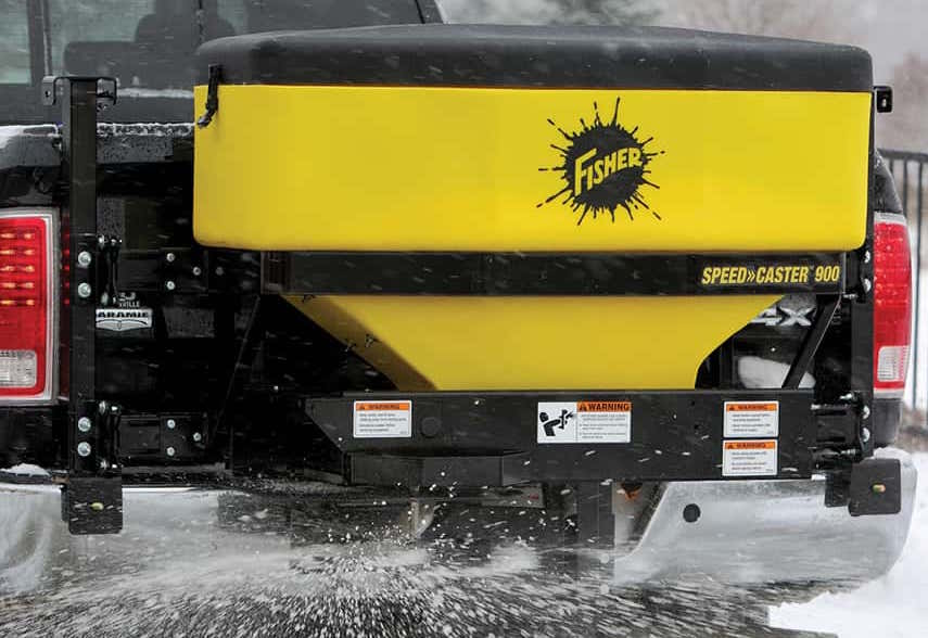 Fisher Spreaders | Great prices  We ship